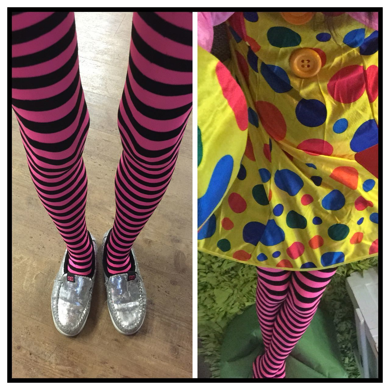 Carneval Circus Clown Colors Colour Of Life Fun Funny Legs