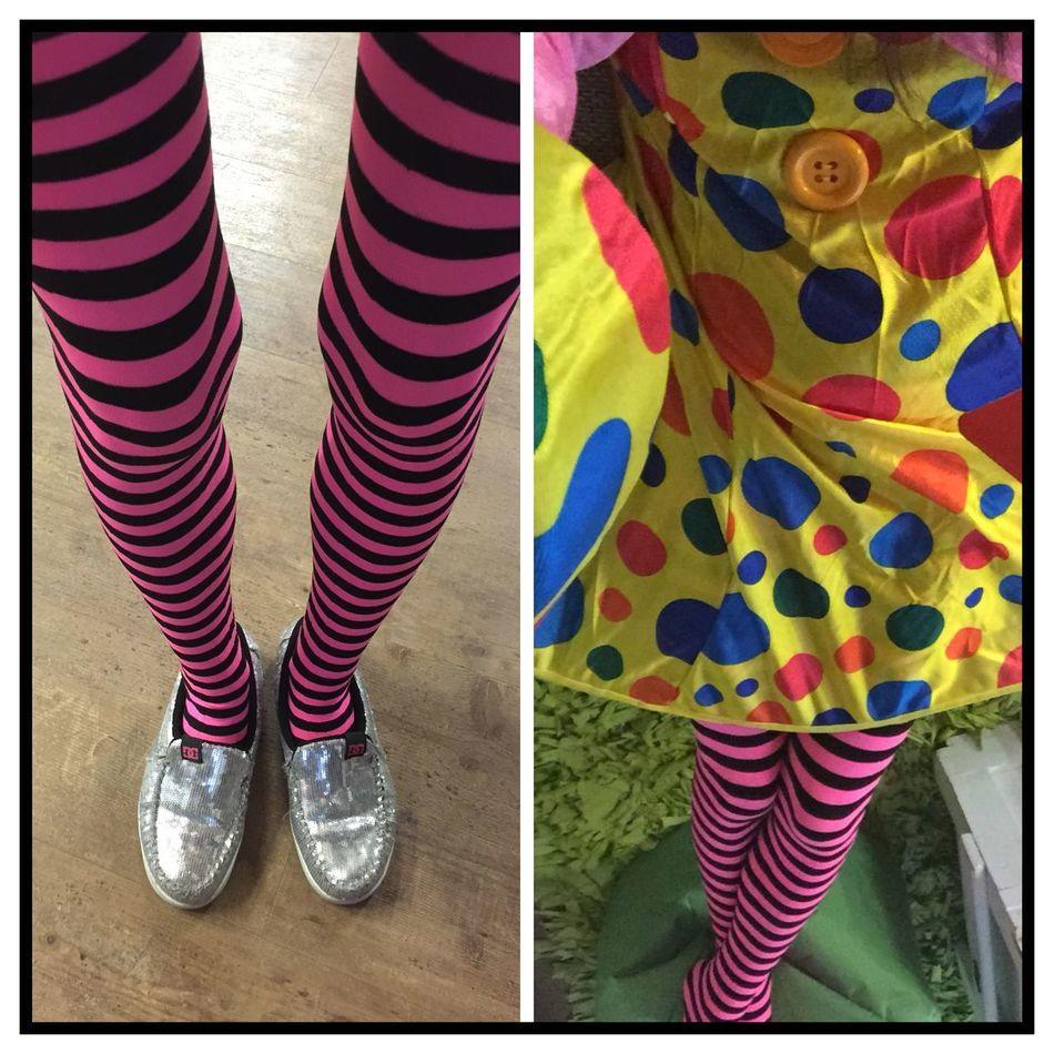 Carneval Circus Clown Colors Colour Of Life Fun Funny Legs