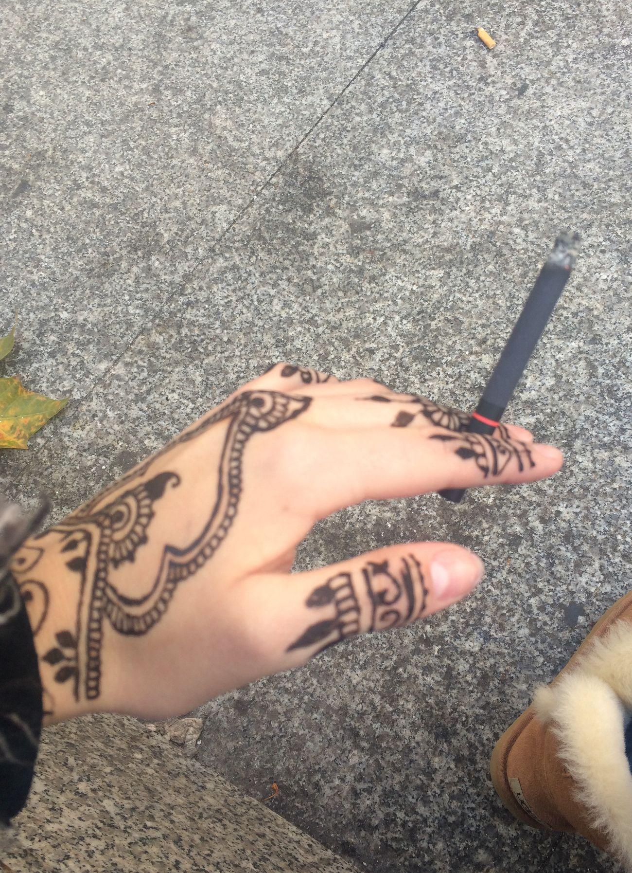 Henna With Bae