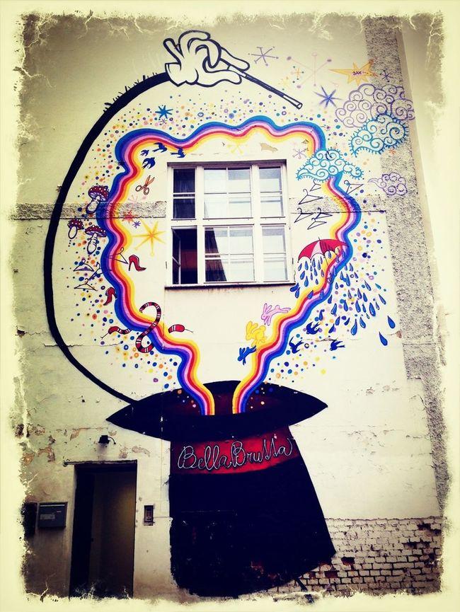 Bellabrutta Street Art/Graffiti Showroom Desigual