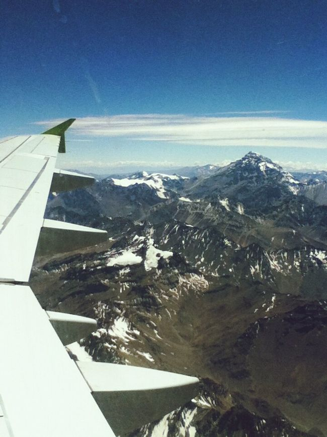 From An Airplane Window Mountains Taking Photos Nature