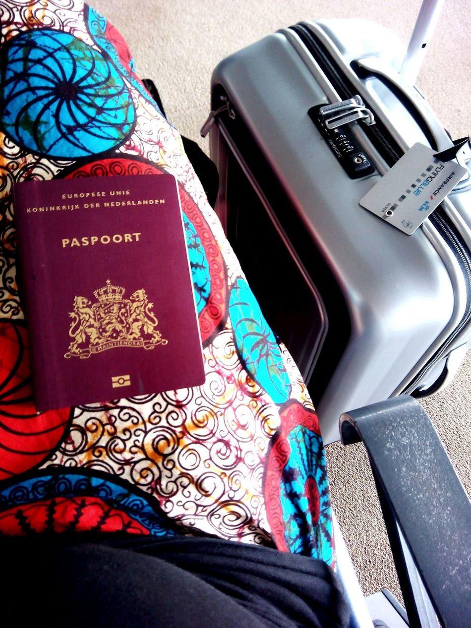 Thank you beautiful Uganda! Now on to Tanzania Boarding Airport Aeroplane Catching A Flight KITENGE Passport Samsonite Africa