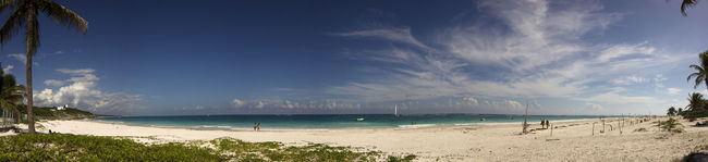 Beach Cloud - Sky Mexico Outdoors Palm Tree Sand Sea Tulum , Rivera Maya. Vacations Water