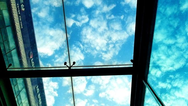 Skyview From The Window