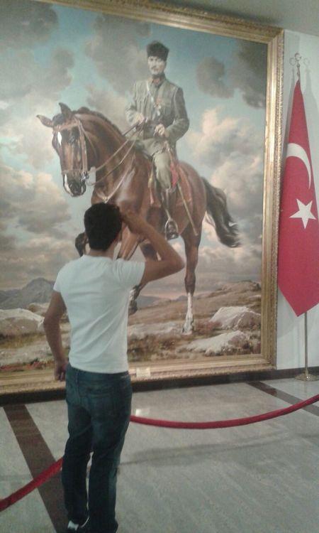 Ankara ATATÜRK ❤ Lider Anıtkabir #ne #mutlu #türküm #diyene