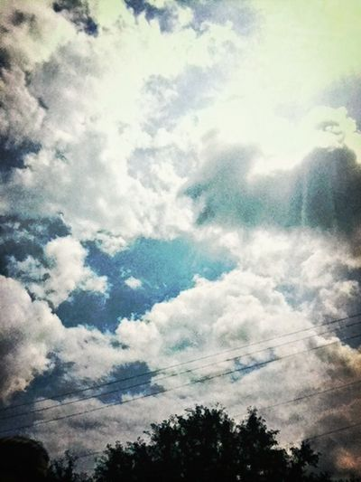 ..after The Storm The Light Will Touch Us All.. Beautiful Sky How Near... How Far EyeEm Gallery