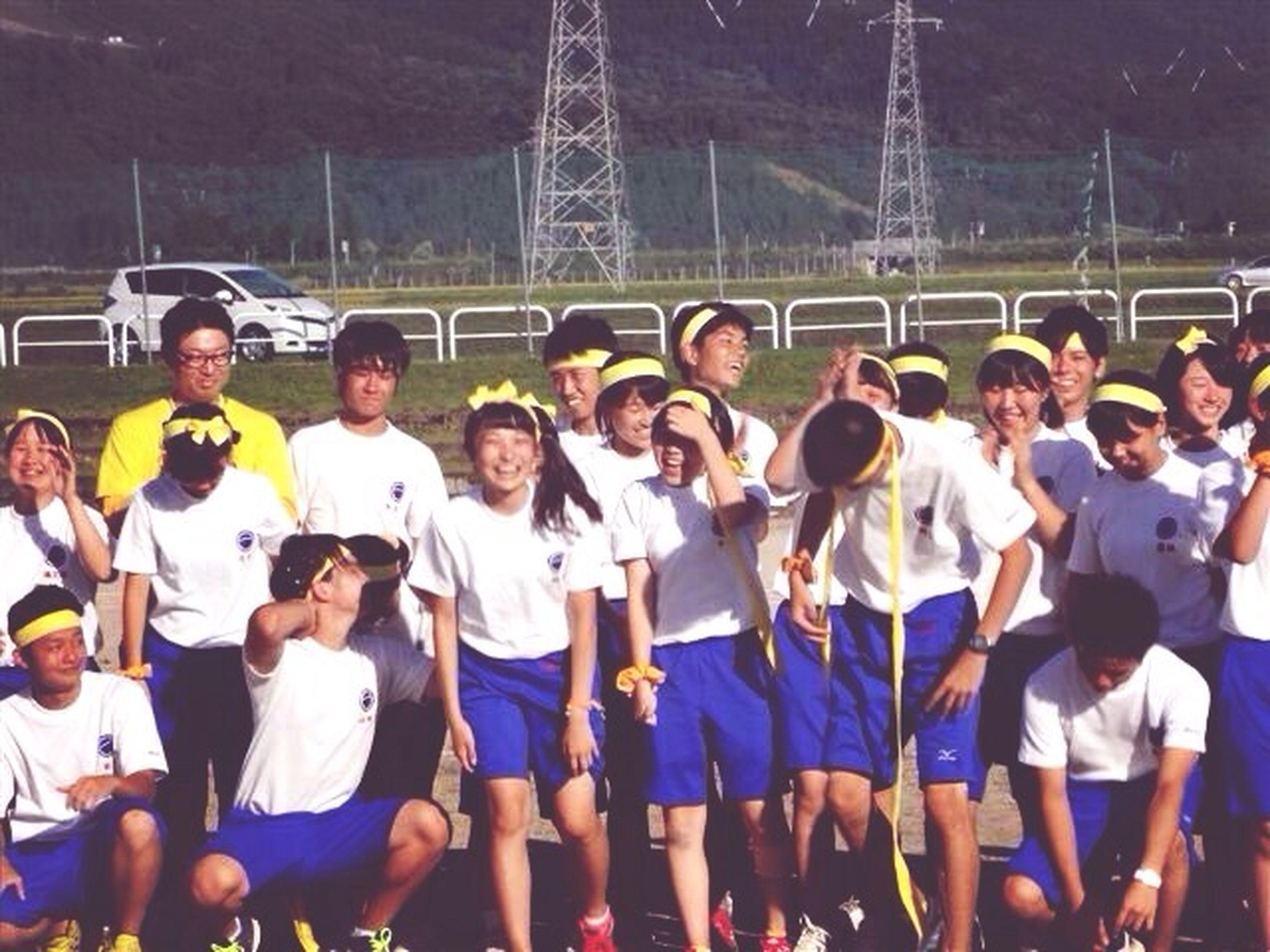 たたいたいい体育祭!!