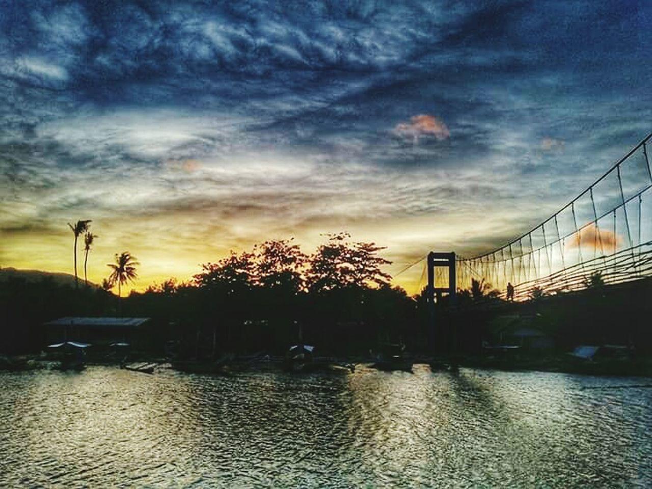 Sunset at Bucana, El Nido Check This Out First Eyeem Photo