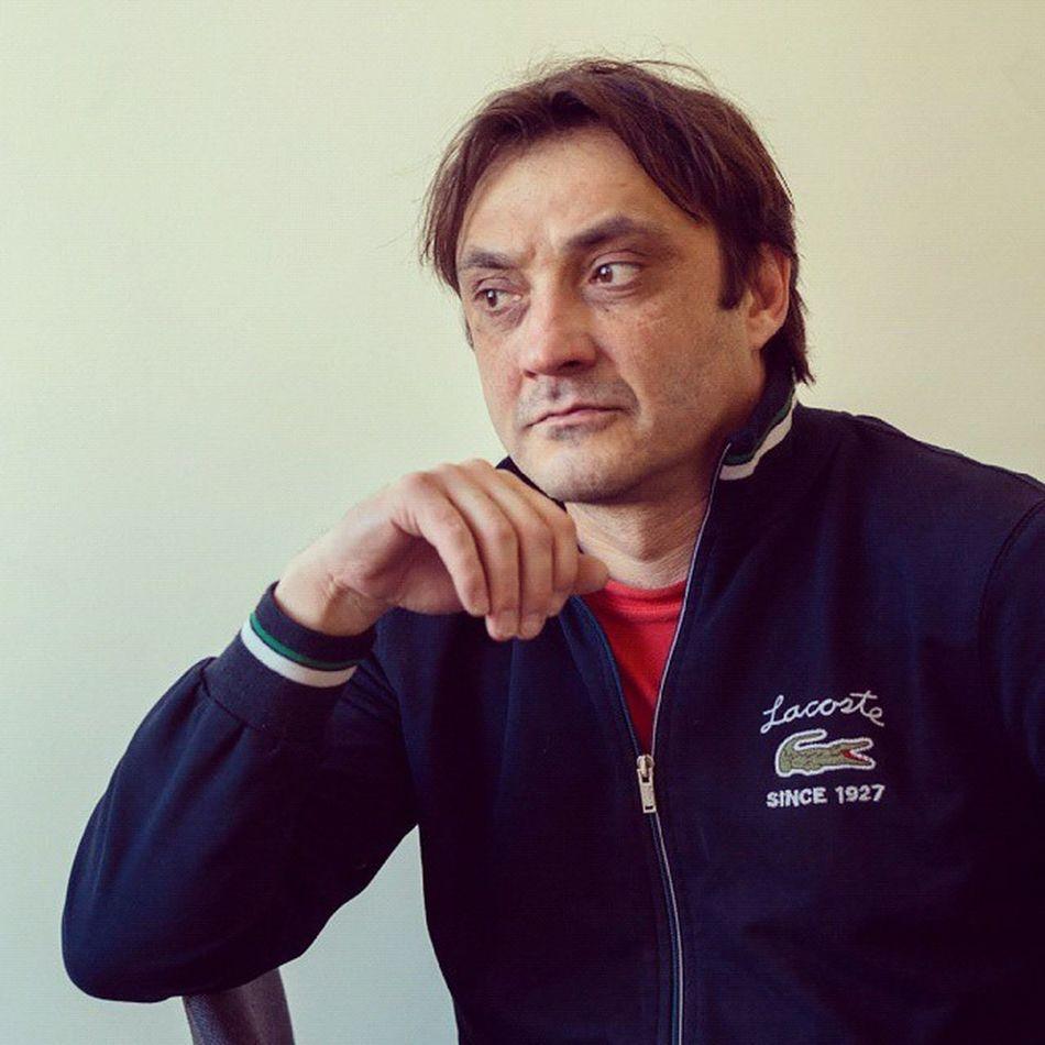 Sinkovskiy Yoshkarola Portrait Actor Theater Showman Vnd12 синьковский