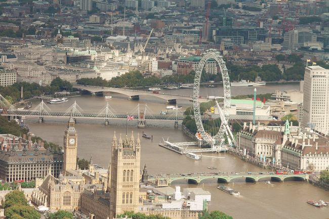 London Lifestyle Cultures London LONDON❤ Streetphotography Cityscape High Angle View Big Ben London Eye Classic River United Kingdom