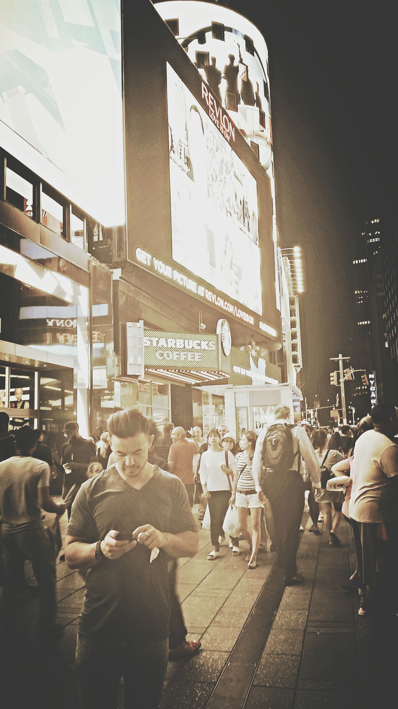 Newyorkcity Newyorkstreet Nightphotography Night Lights Streetshot Capturedmoment Travelphotography Timesquarenyc Travels