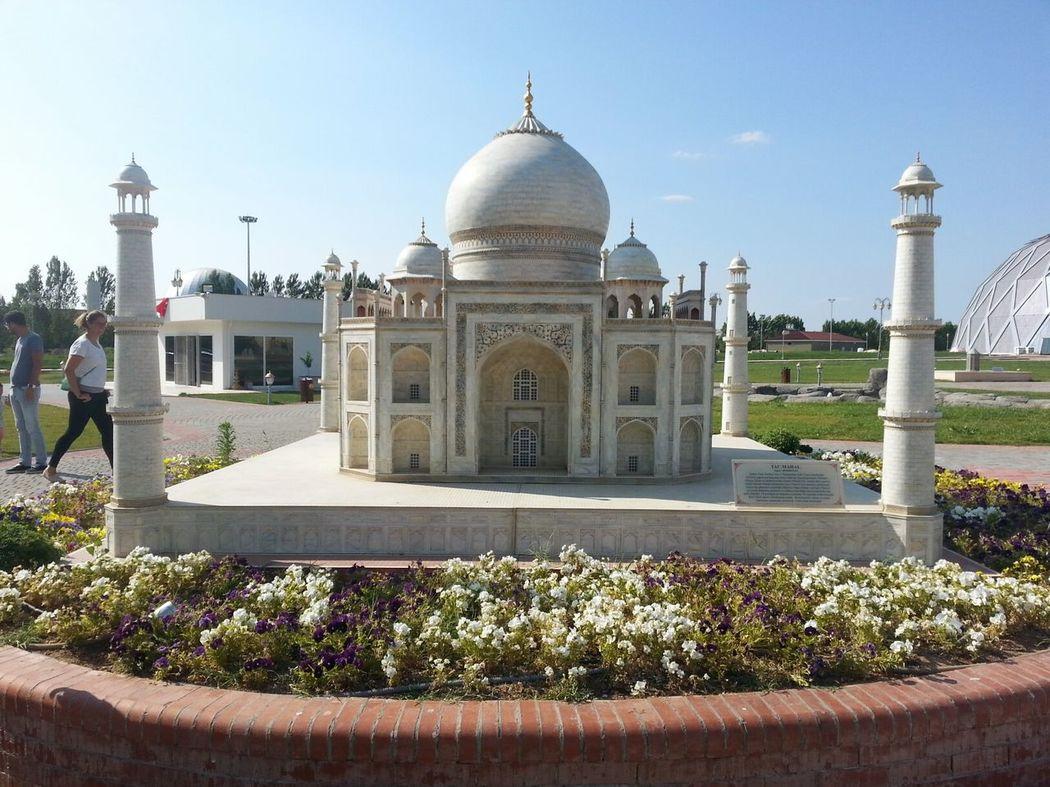 Tac Mahal Tacmahal Turkey💕 Miniature Sazovapark Architecture