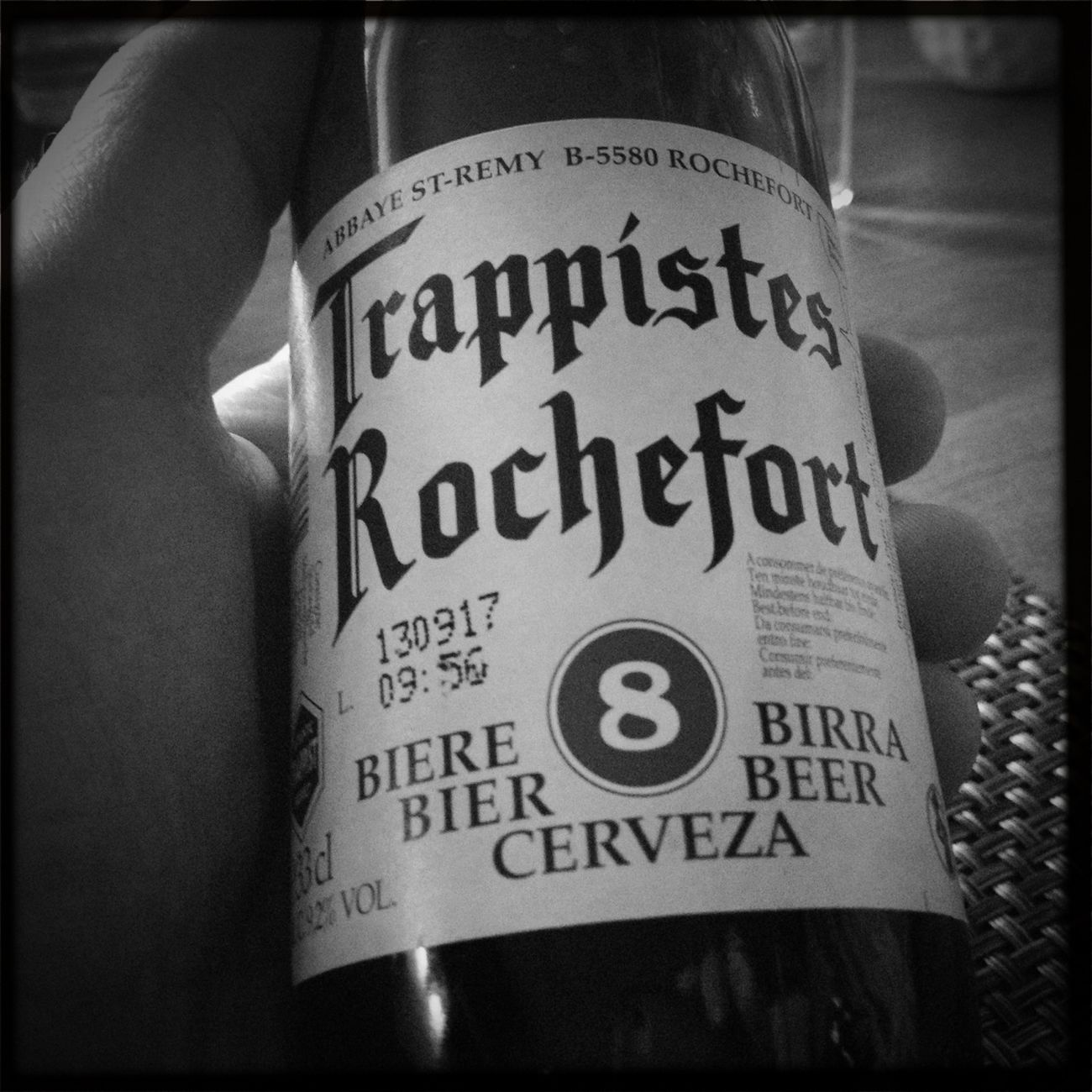 Beer Black And White Trappist Eye4photography