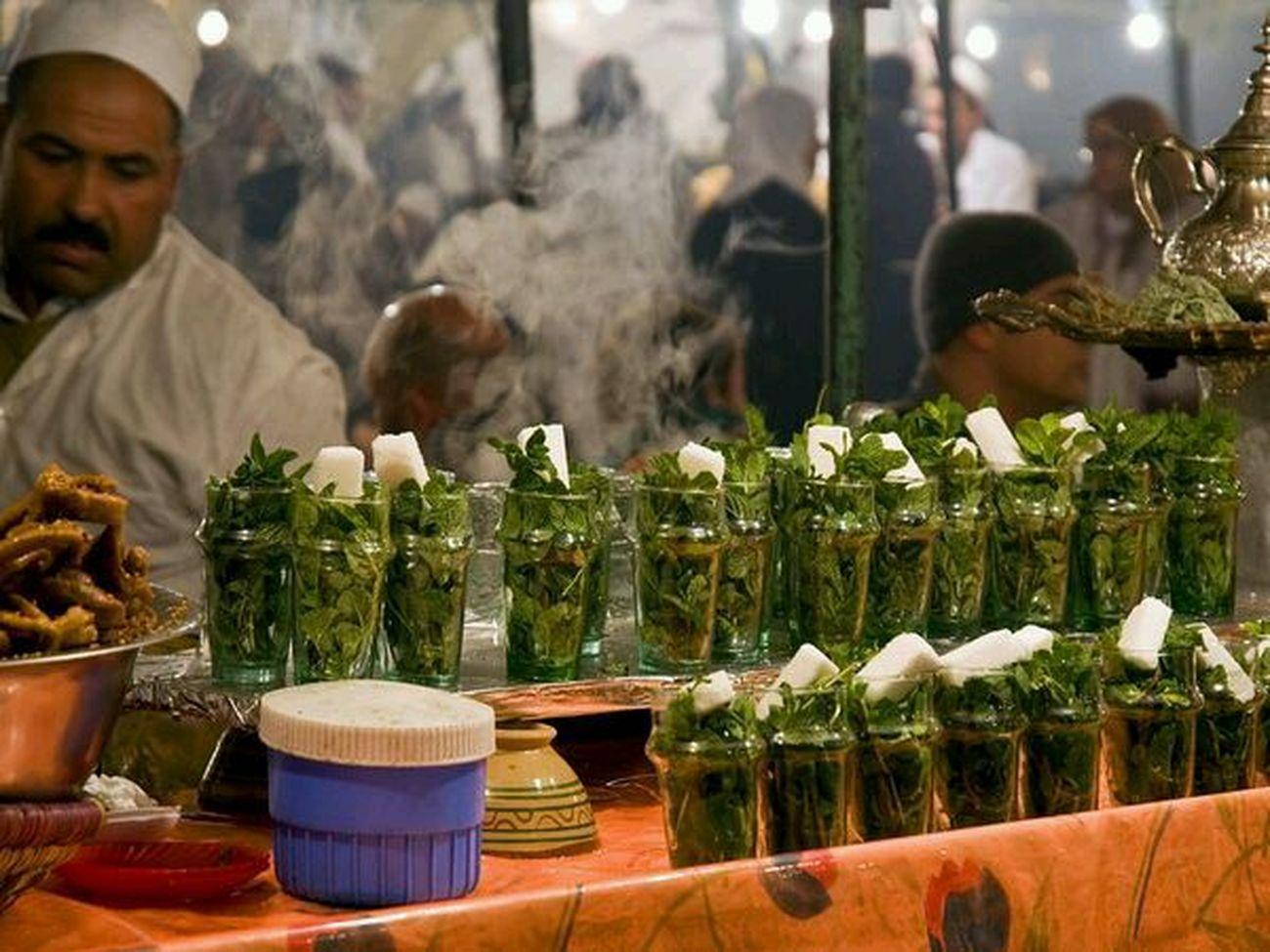 Marrakech Maroccofood