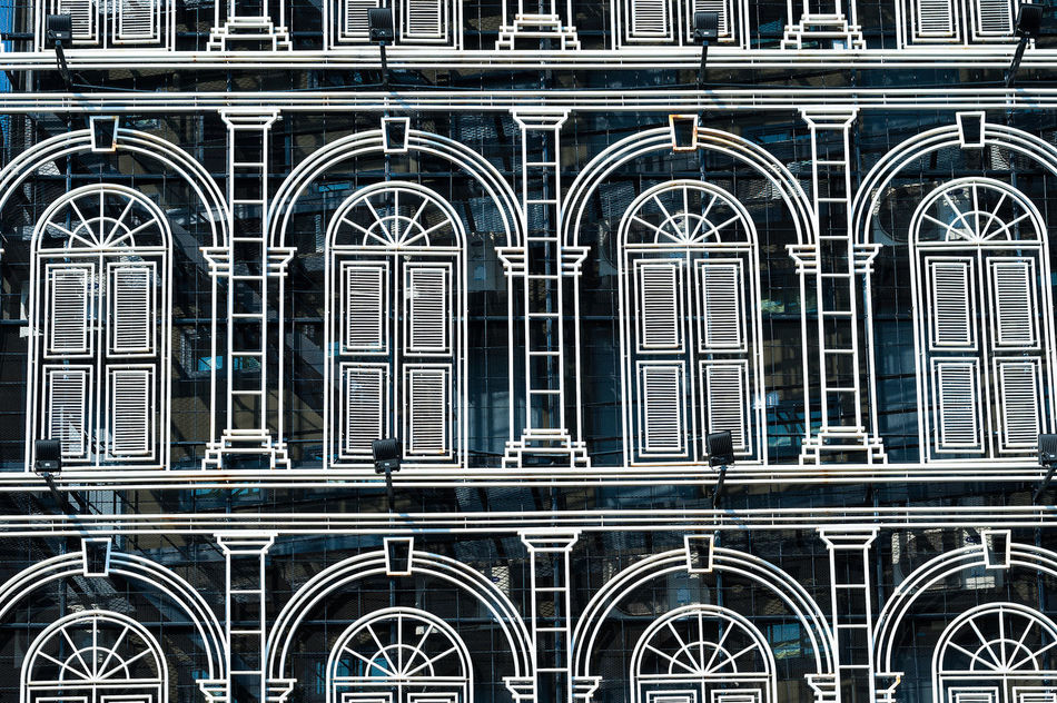 Architecture Art Backgrounds Building Building Exterior Built Structure Colonial Architecture Design Door EyeEmNewHere Full Frame Interior Design Outdoors Pattern Steel Vintage White White Color Wind Wrought Iron Wrought Iron Design Wrought Iron Fencing