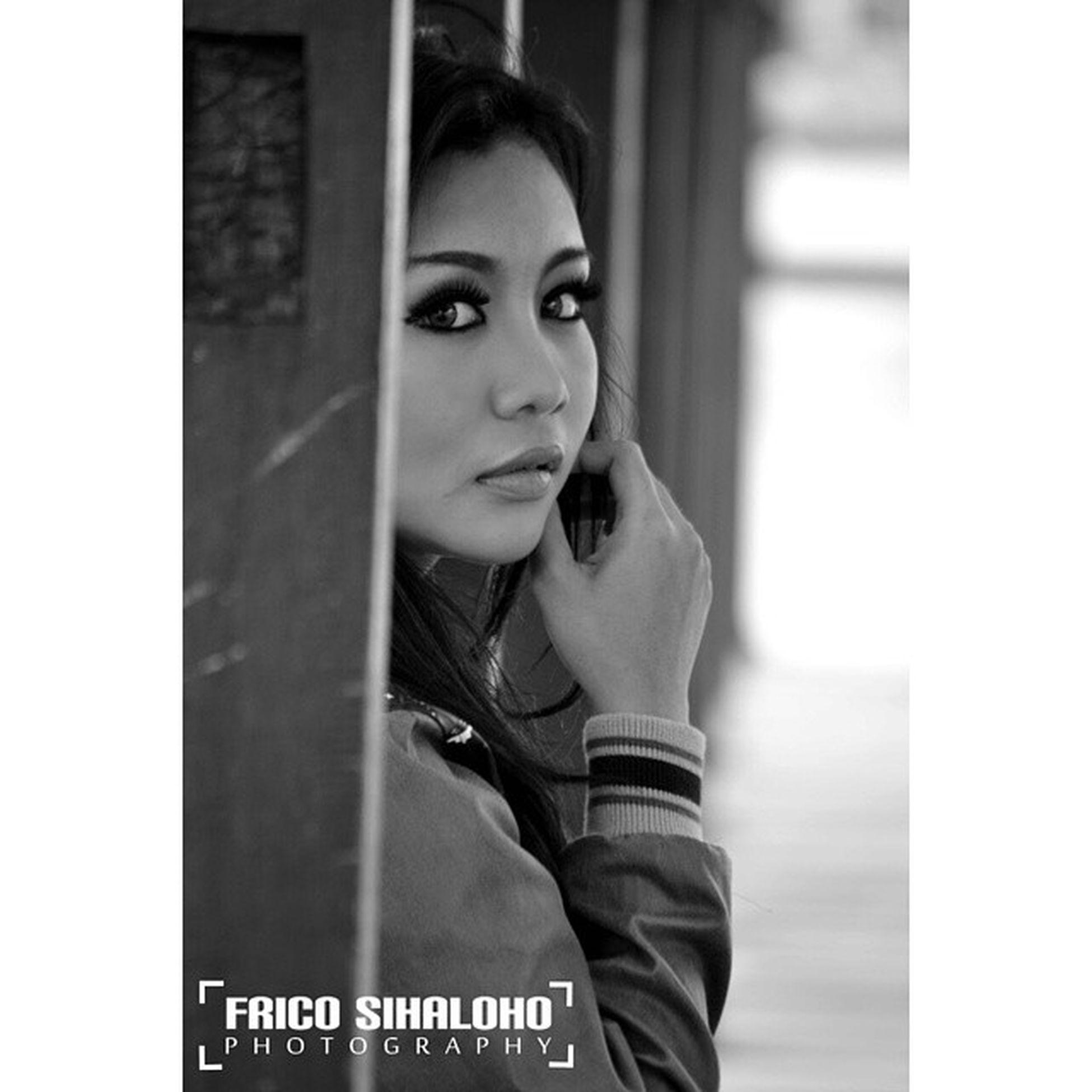 anita Jakartamodel Canon Blackandwhite Fricosihaloho Behindwood InstaMagAndroid