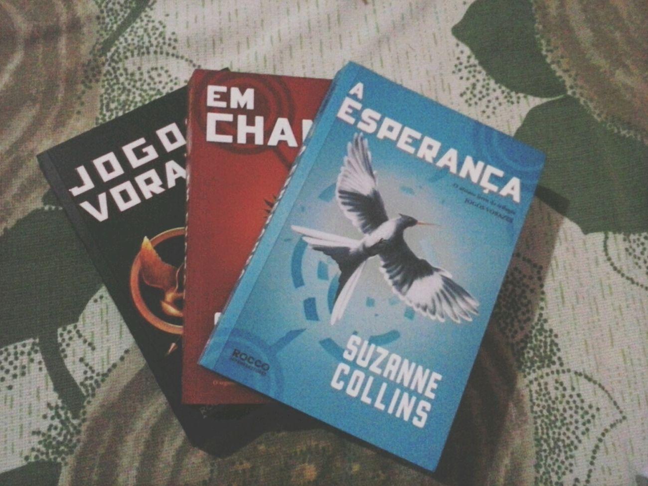 Book Livro  Arte JogosVorazes