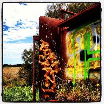 #rusty #train #carriage #graffiti #greenasgrass #unloved #history #myhometown #drysdale #bellarine Graffiti Train History Rusty Unloved Carriage Myhometown Drysdale Bellarine Greenasgrass