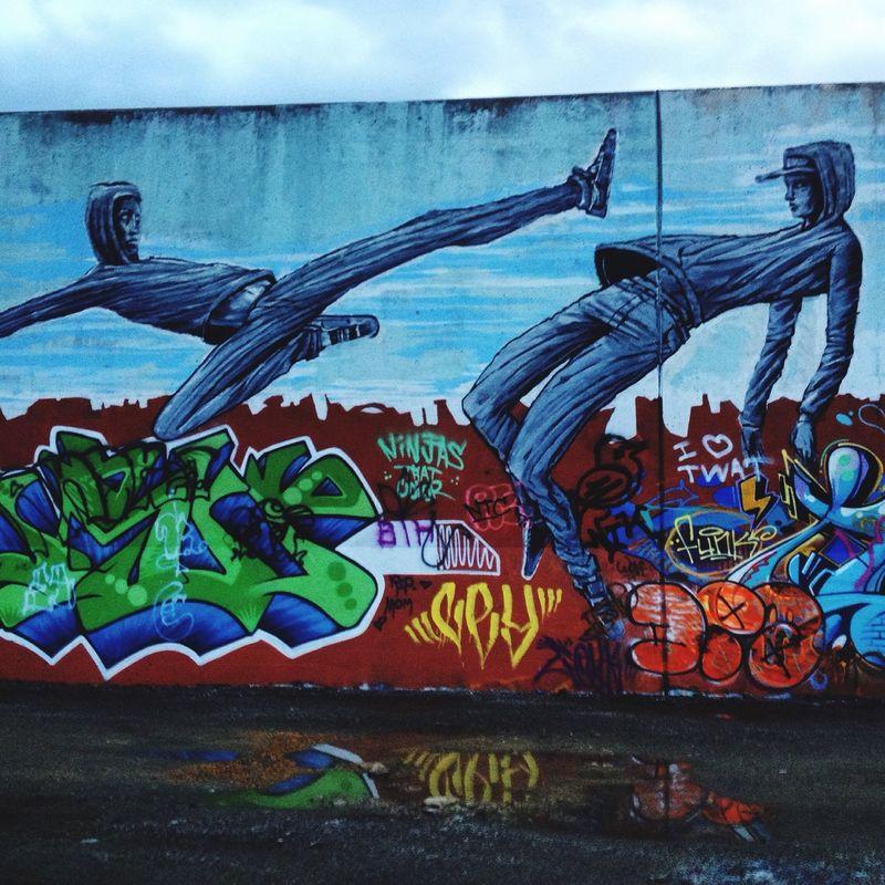 St. Louis Graffiti Art