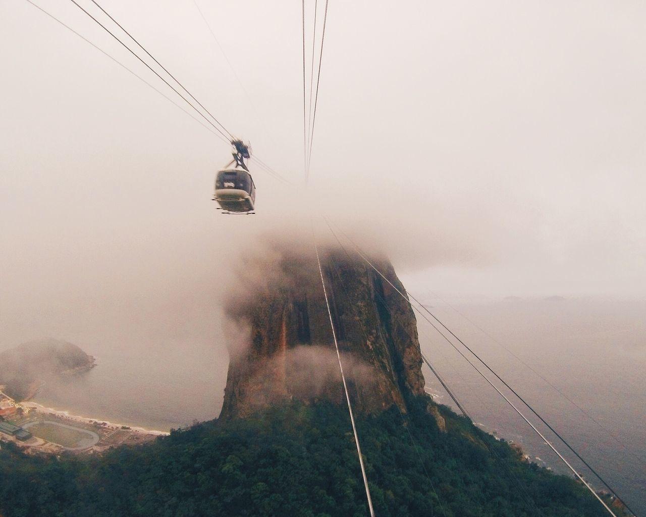 Beautiful stock photos of rio de janeiro, Brazil, Cable, Capital Cities, Day