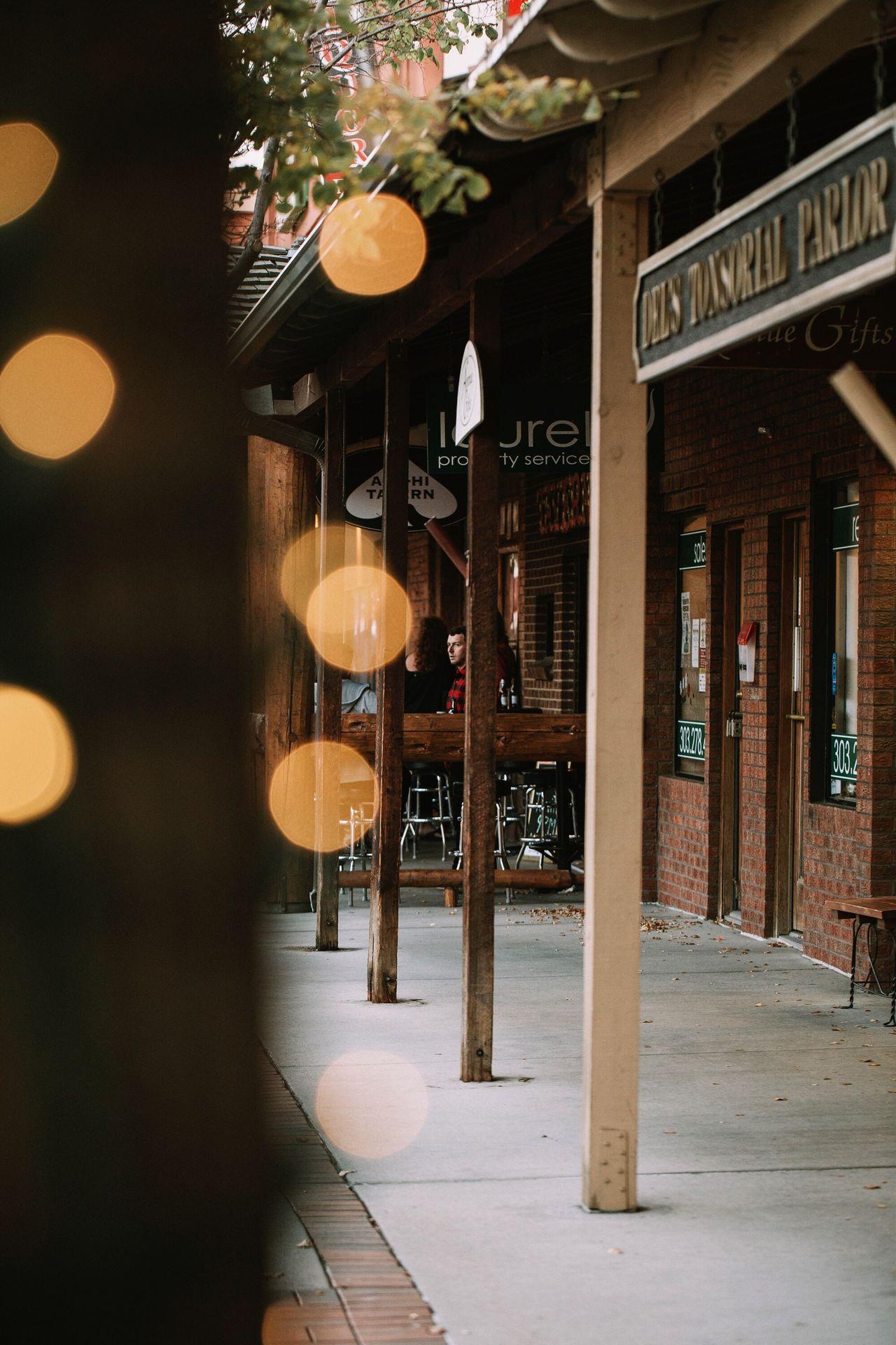 Main Street Golden Shops bar - drink establishment Boutique Shops shops buildings Golden Colorado shopstreet boutique shops mainstreet business