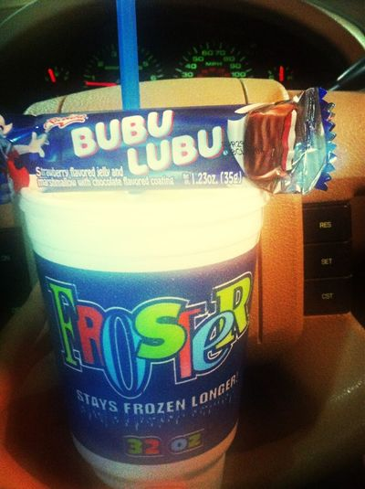 Even in the 50's I get Frosters!(: