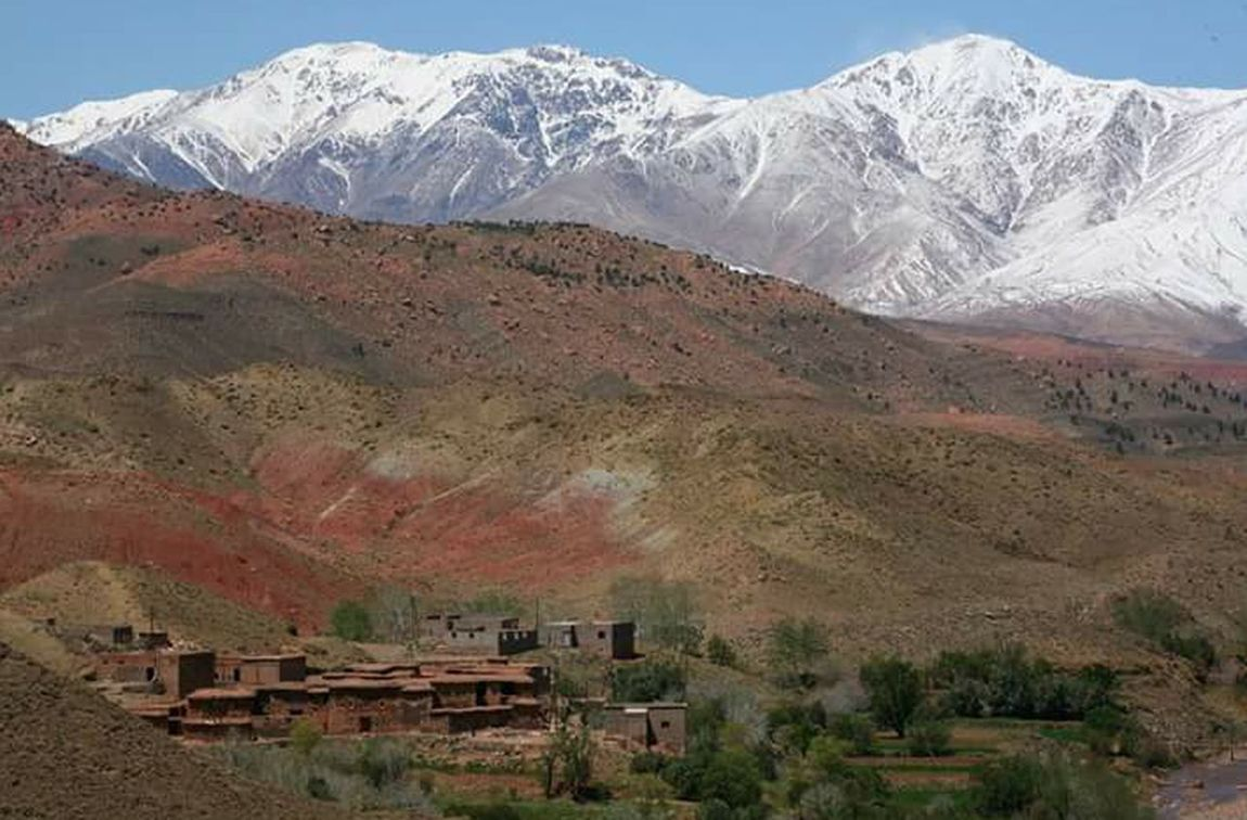 On the way to Marrakech .💕Morocco my love 💕💕 Morrocan_style Nature_collection The Art Of Photography Morocco Atlasmountains Nature Photography Morocco Style Morrocobeauty Welcome To My World My Favorite Photo Lovephotography  Popular Photos EyeEm Gallery Mountain Atlas Mountain Welcome2016 Neige❄ Amour Photographies
