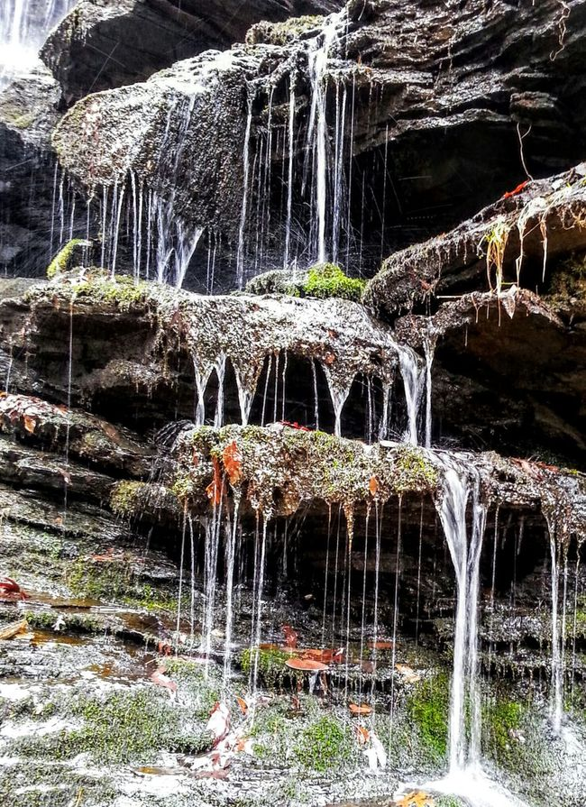 Waterfall Long Hike Worth The Beauty Peaceful Calming Waterfall_collection Waterfalls And Calming Views