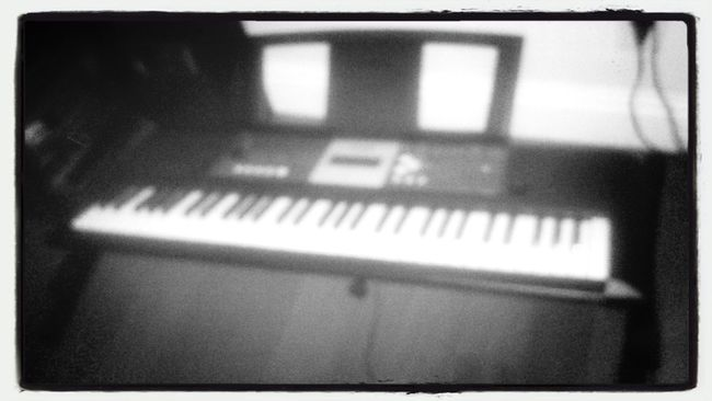 Piano, keyboard, music, Getting In Touch