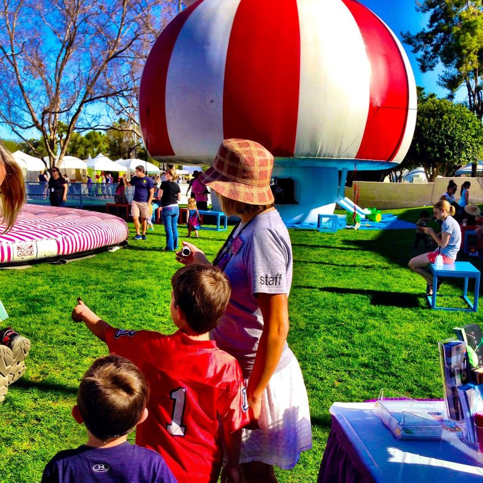 Great time today at the Scottsdale Arts Festival with Scottsdale Public Art and Friendswithyou  art IPhoneography