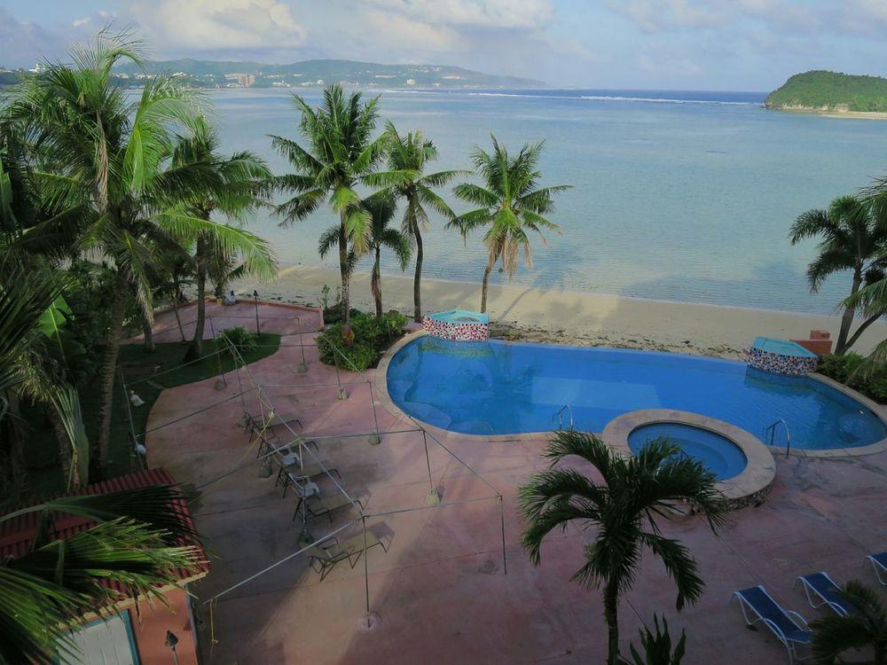 タムニンの朝 Guam Ocean View Blue Sky Photowalk Canons120 Streamzoofamily