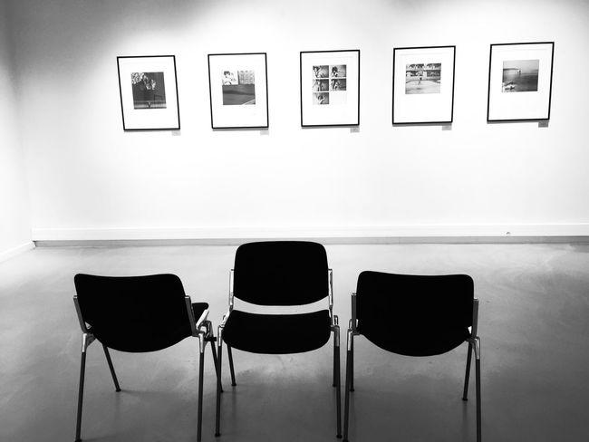Installation At An Exhibition Exhibition Bnw_friday_eyeemchallenge UOgraphy