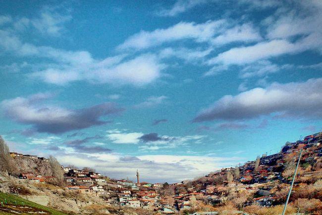 Altındağ Sky And Clouds Relaxing Taking Photos Hello World EyeEyem EyeEmBestPics Discover Your City Cityscapes EyeEm Best Shots
