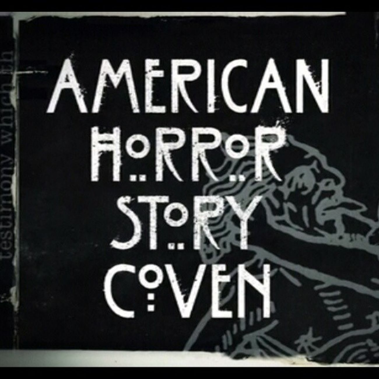 Die wohl beste Serie ever! American Horror Story Coven Staffel3 In Love With Evan Peters Ich GEHE Niewieder Raus Süchtig