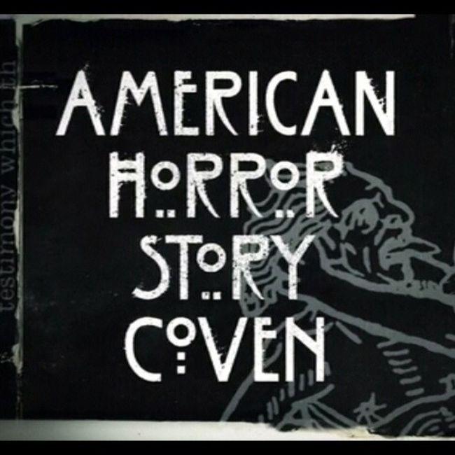 Die wohl beste Serie ever! American Horror Story Coven Staffel3 In Love With Evan Peters Ich GEHE Niewieder Raus Süchtig