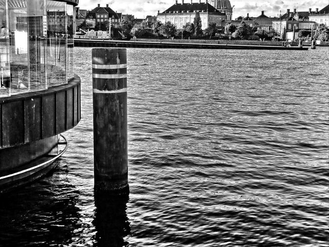 prot view Anchorage Architecture Black & White Black And White Blackandwhite Building Exterior Built Structure Channel City View  Day Harbour View Horizontal Lake Nature Nautical Vessel No People Outdoors Port View Portview Rippled River Sky Transportation Water Waterfront