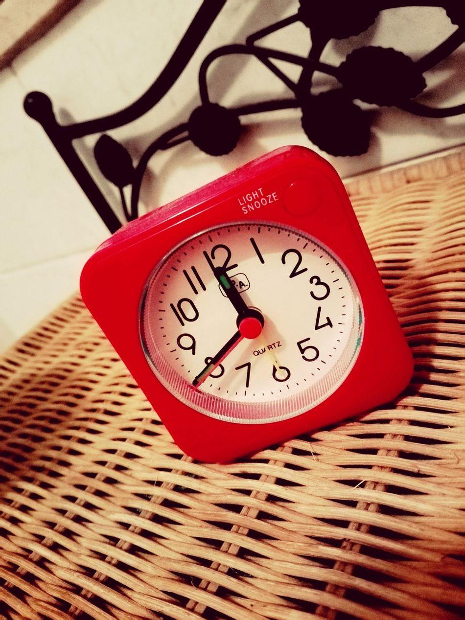 Il Tempo e' galantuomo!!! Sveglia Ora Tempolibero Beautiful Clock
