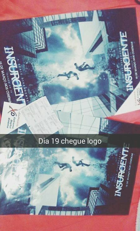 Insurgent Movie Estréia