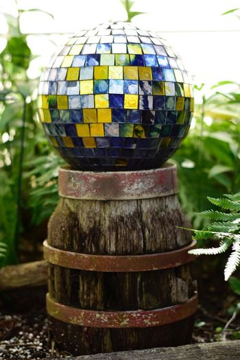 No People Day Close-up Growth Nature Outdoors Bowling Ball Art Bowling Ball Decoration
