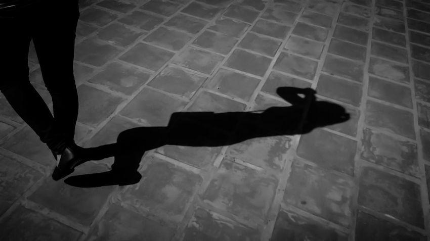 Shadow Black & White Blackandwhite Photography Monochromatic Monochrome Mobile Photography