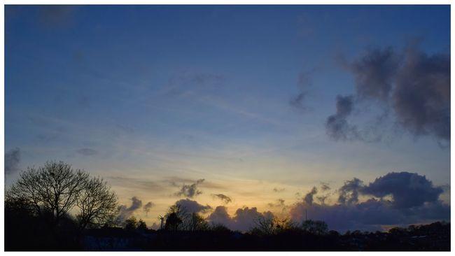 My Sky - Gentle Glow My Sky Clouds Sky And Clouds Sky Sky_collection Clouds Blue Sky