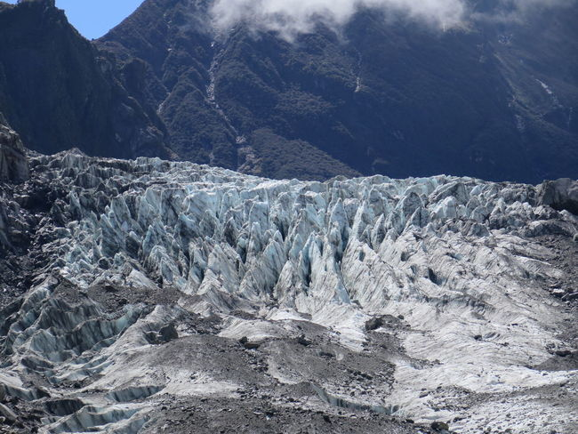 Amazing Art Beautiful Beauty In Nature Cold Fox Glacier Fox Racing  Glacier Gorgeous Ice Landscape Melting Mountain Mountain Range Nature Nature New Zealand New Zealand Scenery Non-urban Scene Physical Geography Rock - Object Sad Scenics Tranquil Scene Tranquility