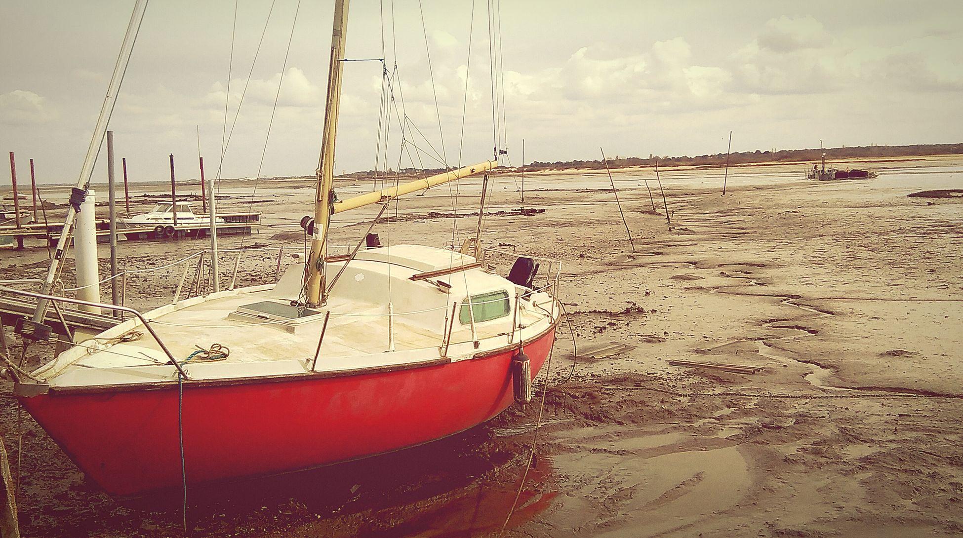 Port Du Rocher La Teste