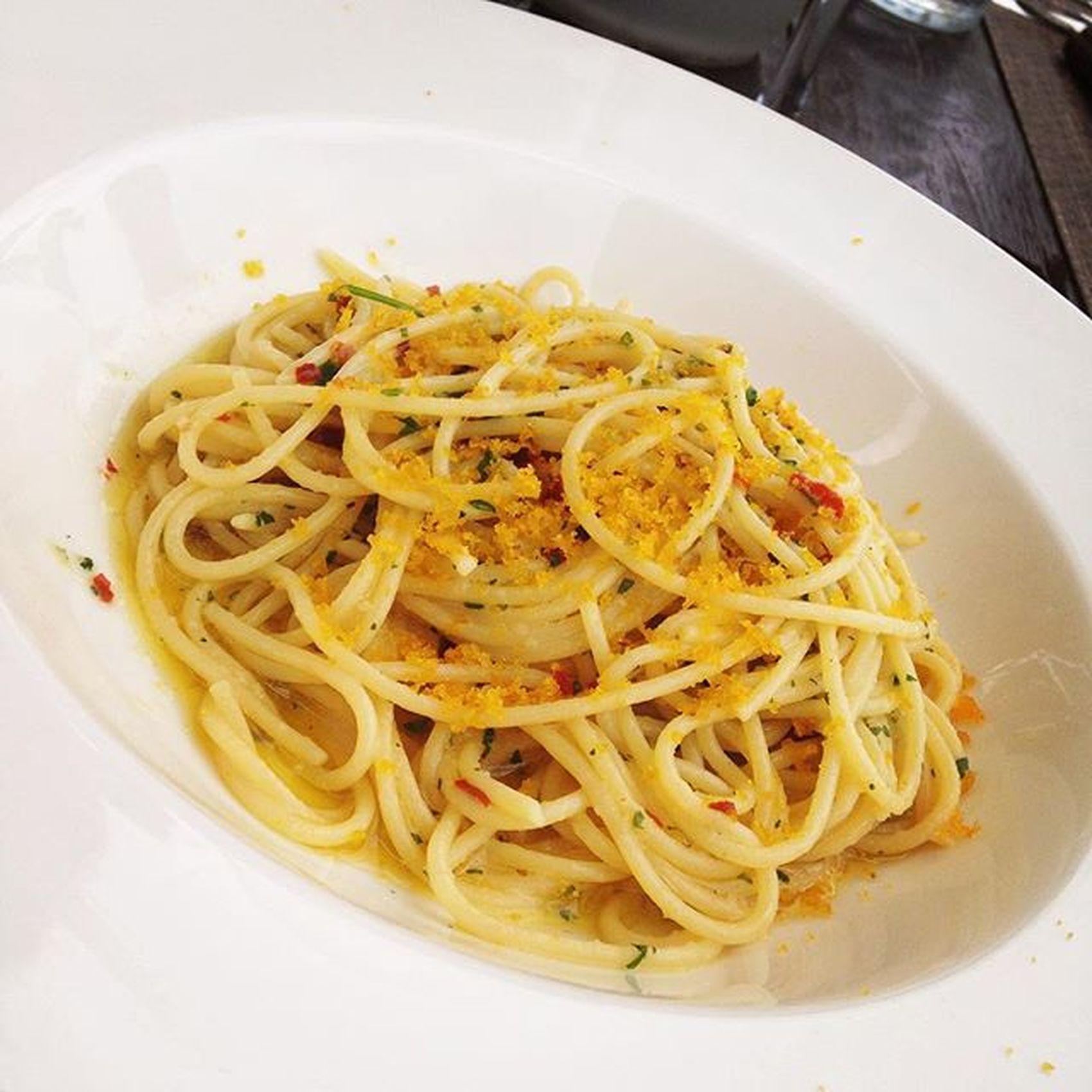 Spaghetto Bottarga