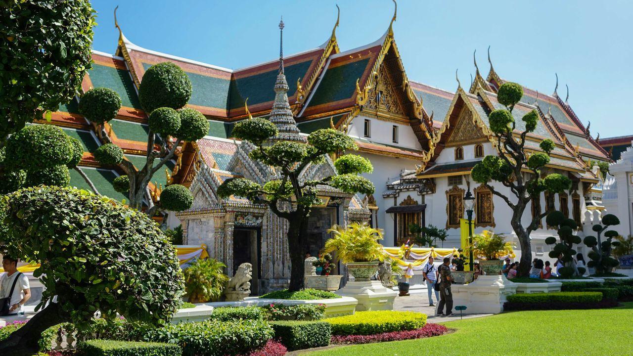 Beautiful stock photos of bangkok, Architecture, Building Exterior, Built Structure, Capital Cities