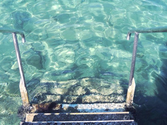 The Essence Of Summer EyeEm Best Shots EyeEm Gallery Front Row Seats Shadows And Shades Water Water Reflections Sea Dare You To Dive In Deep Blue Clear Water Best EyeEm Shot