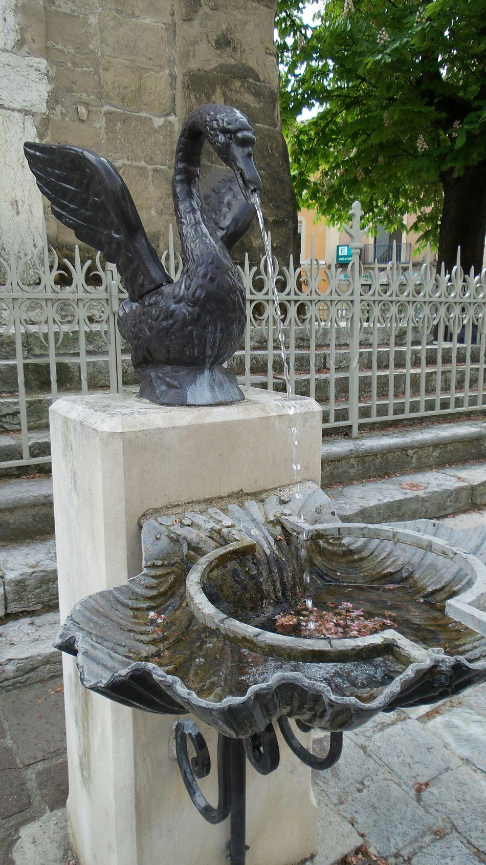 Romans Sur Isere Fontaine