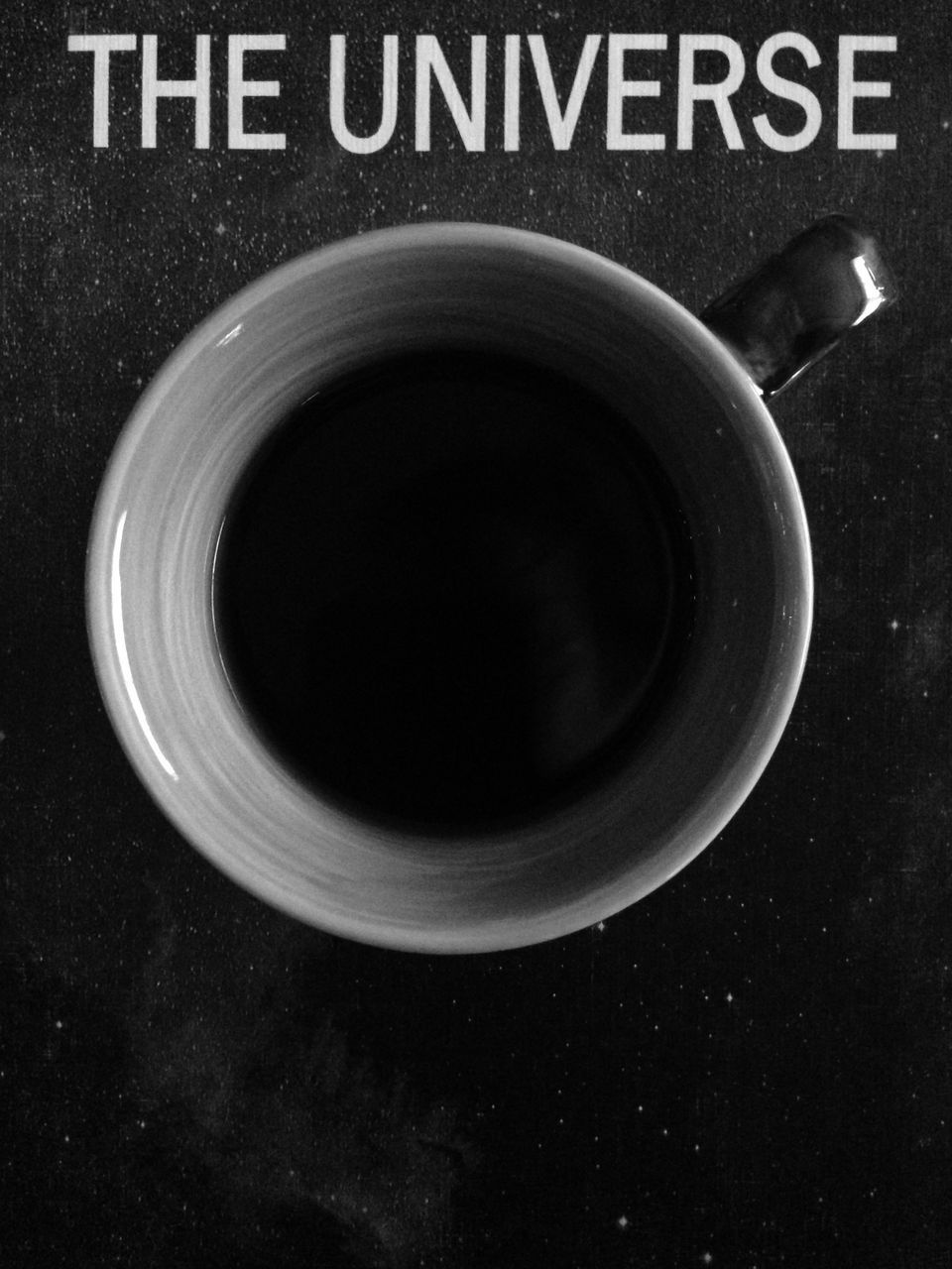 coffee cup, directly above, drink, coffee - drink, refreshment, food and drink, no people, indoors, close-up, freshness, day