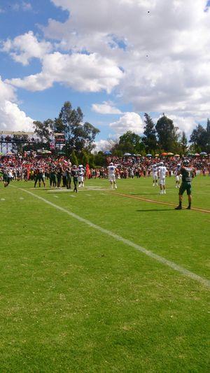 borregos CEM vs UDLAP Football