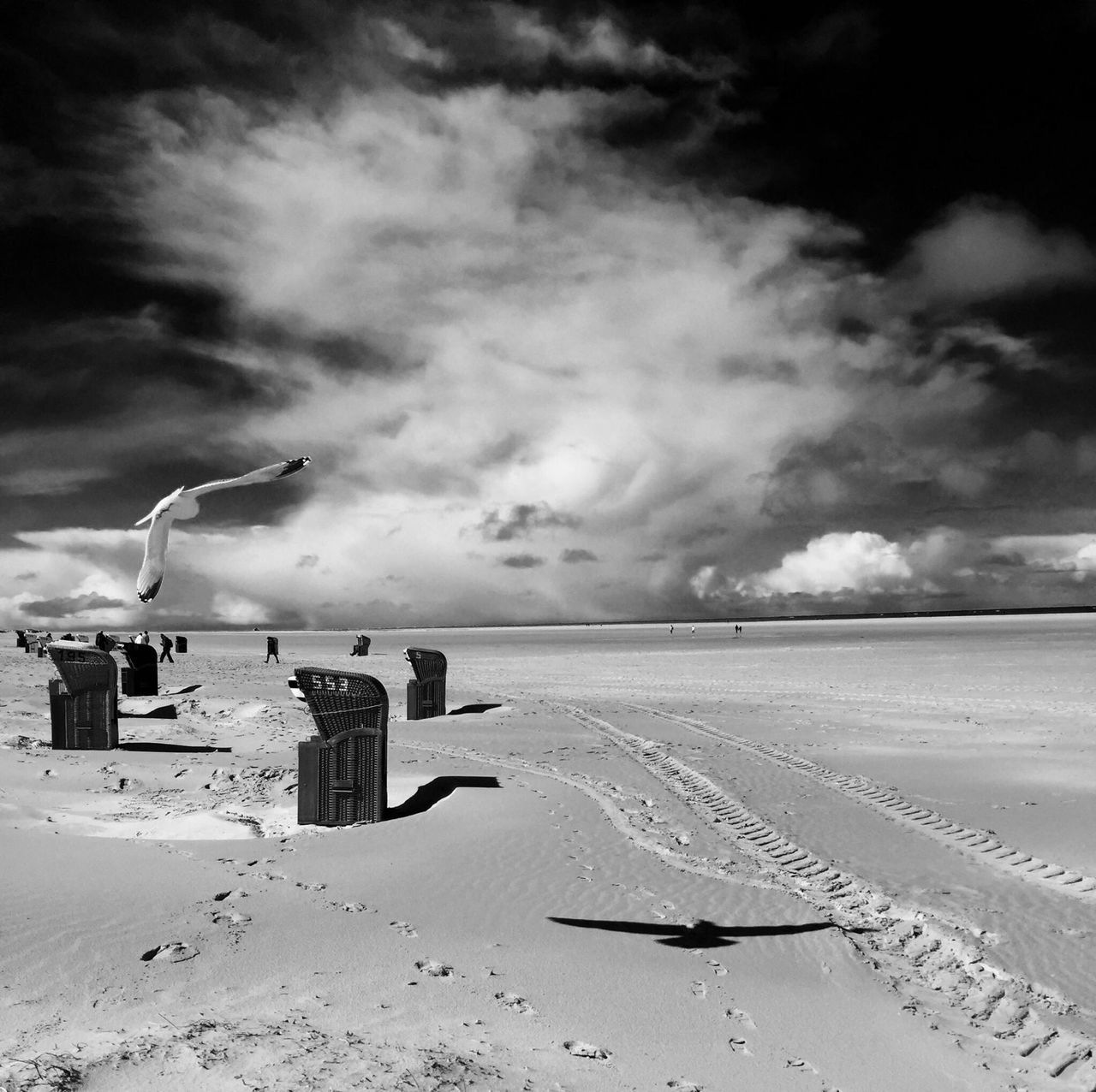 Amrum Norddorf Shadows & Light Secondeyeemphoto